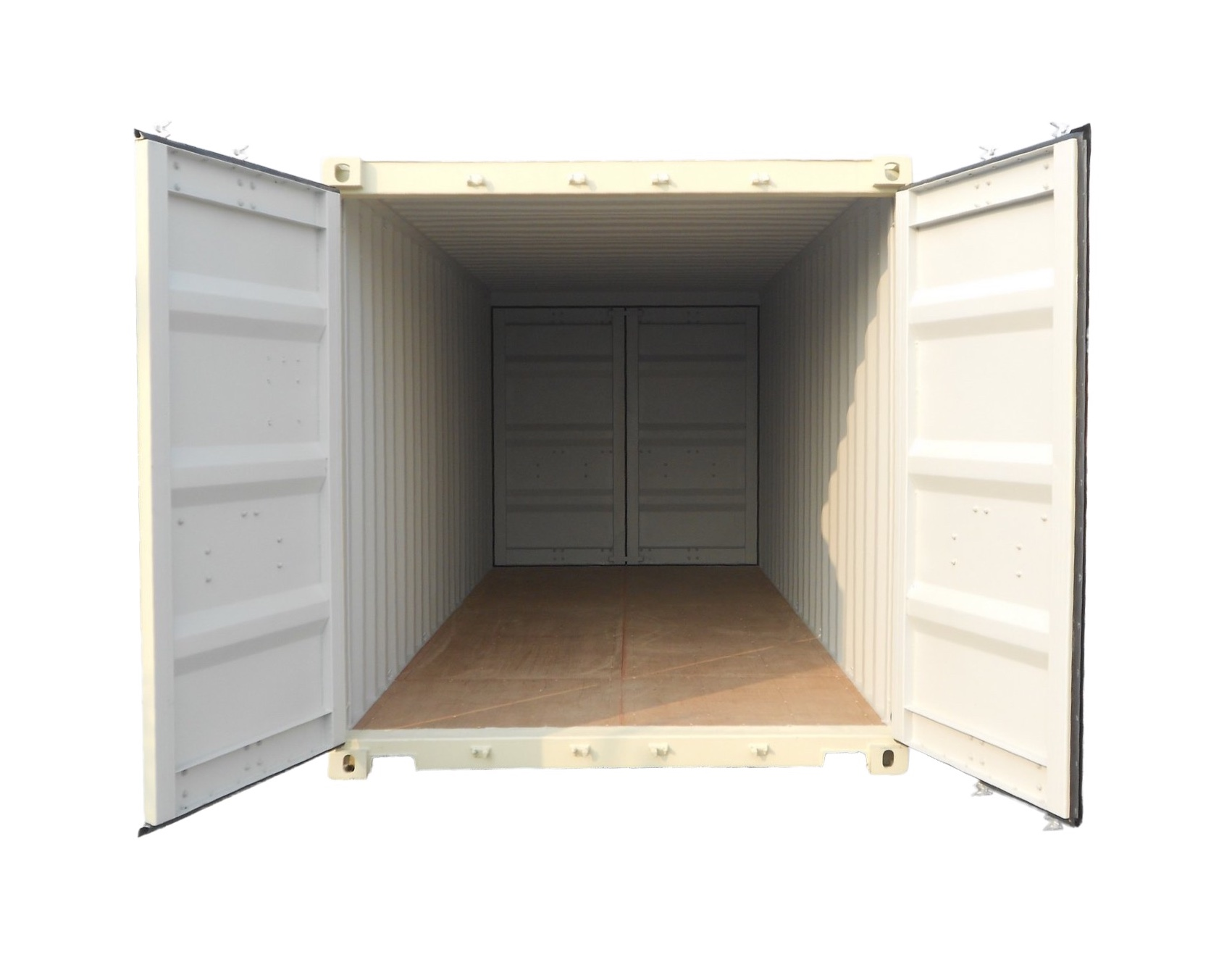 20FT Standard Double Door New (One Trip) Shipping Container