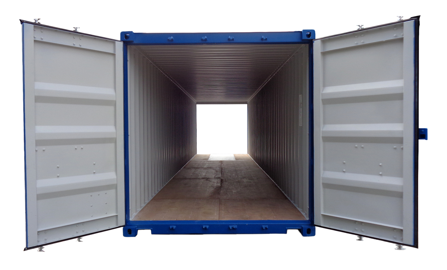 40FT Standard Double Door New (One Trip) Shipping Container