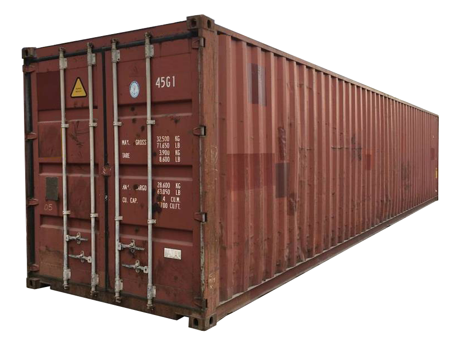 40FT Standard Wind and Water Tight (WWT) Shipping Container
