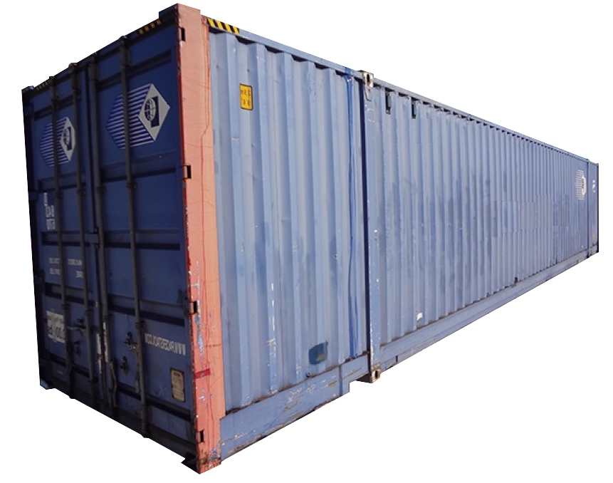 53FT Wind and Water Tight (WWT) Shipping Container