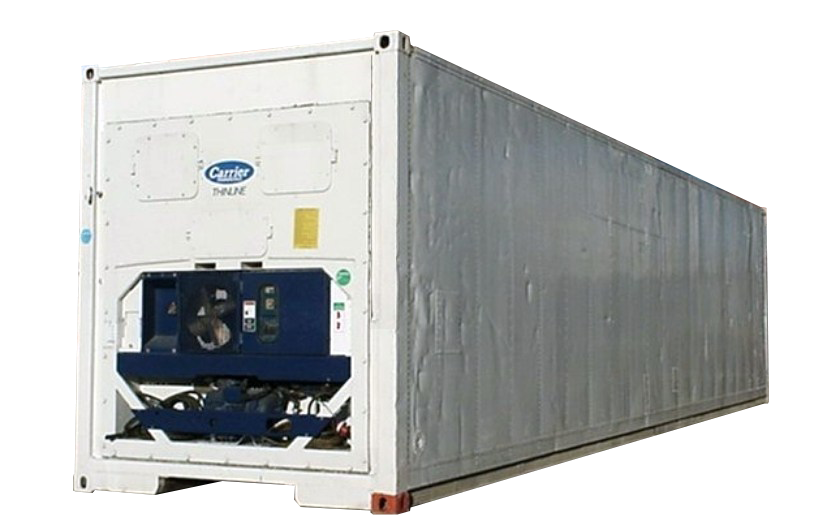 40FT High Cube Cargo Worthy Working Reefer