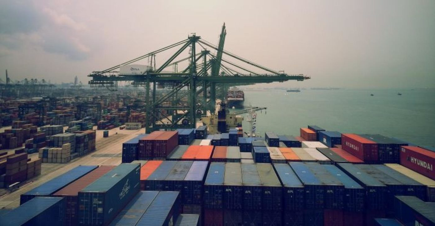 Container shipping shortage