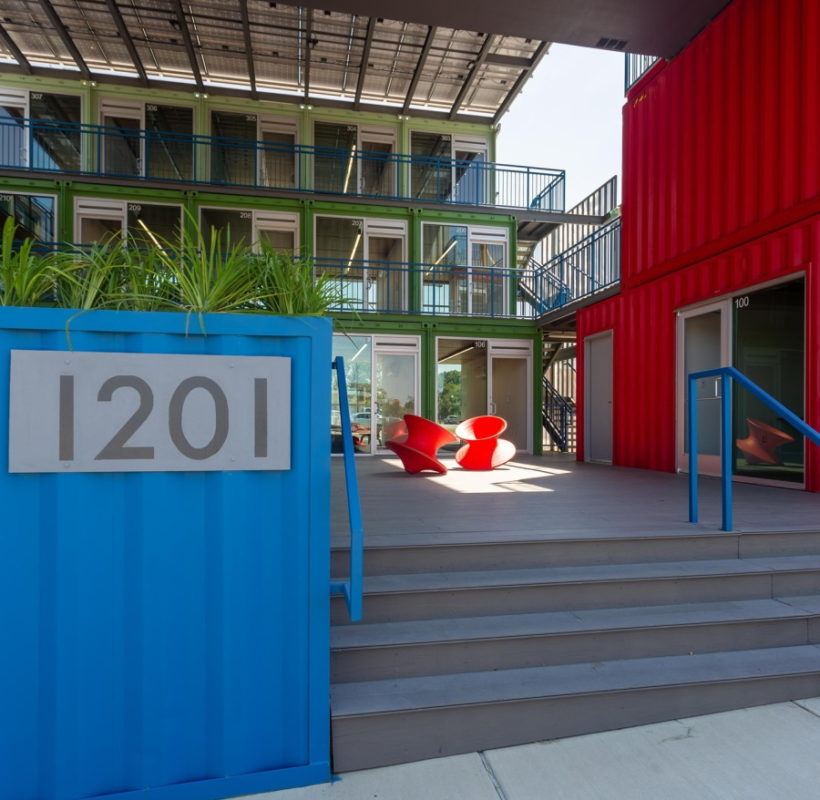 Connex Shipping Container Offices