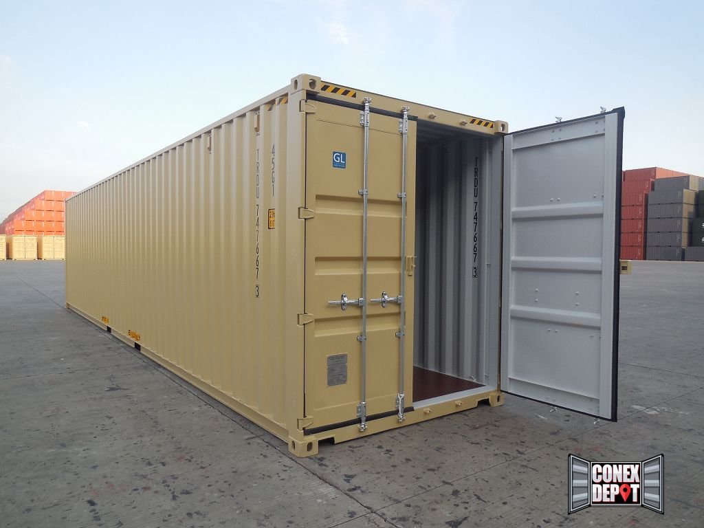SHIPPING CONTAINER FACTORY